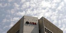 UBS banque suisse