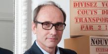 Jean-Baptiste Renié PDG et fondateur de Boxtale, la société éditrice d'Envoimoinscher était auparavant chargé de l'audit chez Chronopost.