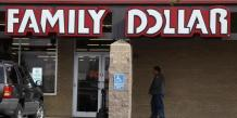 Family Dollar éconduit Dollar General, favorable à Dollar Tree