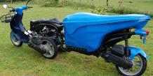 Morbihan : le scooter en losange remporte un prix Lépine