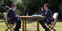 """Valls et Hollande ont constitué leur gouvernement """"de clarté"""""""