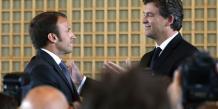 Emmanuel Macron veut rassembler et restaurer la confiance