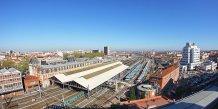 Gare Matabiau à Toulouse