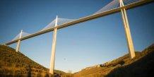 Le Viaduc de Millau est le Grand Site Midi-Pyrénées préféré des touristes