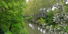 Le Canal du Midi, à Toulouse