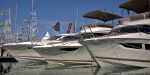 Le Grand Pavois présentera 300 bateaux à flot.