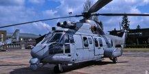 hélicoptères de transport Caracal
