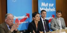 L'AfD eurosceptique refuse la marginalisation en Allemagne