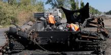 L'Ukraine accuse les forces russes de se consolider dans l'Est