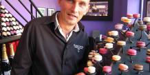 Les macarons Franck Deville sont déjà commercialisés dans la plupart des pays d'Europe.