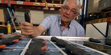 Pilotée par Jean-Claude Peyrot, la PME Mure & Peyrot est un acteur incontournable du marché du couteau de sécurité et de la lame industrielle