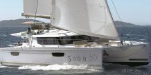 Le Saba 50, nouveauté de la gamme catamaran