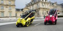 Grenoble teste les citadines électriques de Toyota