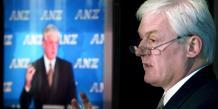 John McFarlane est considéré comme un professionnel chevronné. Il a occupé les fonctions de CEO pour la banque australienne ANZ de 1997 à 2007. (Reuters)