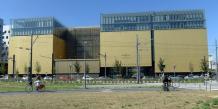 Le nouveau bâtiment des Archives départementales se situe dans le 3ème arrondissement de Lyon.