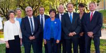 La liste des sept candidats UMP et leurs suppléants pour les sénatoriales