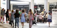 Centres commerciaux : le modèle du déstockage des produits de luxe progresse