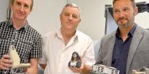 L'imprimerie Bosshard parie sur l'avenir en 3D