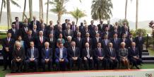 Réunion du G20