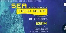 Sea Tech Week : Brest, figure de proue des sciences de la mer