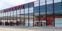 Le parc événementiel Alpexpo s'est offert une nouvelle image après 4 années de travaux.