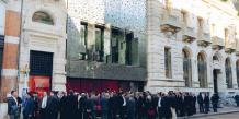 La Caisse d'Epargne de Midi-Pyrénées réinvestit le quartier des Carmes