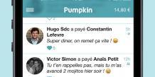 Habitués aux échanges sur les réseaux sociaux, les fondateurs de Pumpkin ont eu l'idée d'enrichir les transferts d'argents par une expérience communautaire.