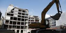 """Mi-mai 2014, le tribunal administratif avait estimé que la juxtaposition du nouveau bâtiment prévu par LVMH (propriétaire du lieu) apparaissait """"dissonante""""."""