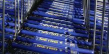 Accord entre Metro et Auchan dans les achats à l'international
