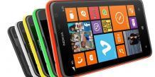 Téléphones Microsoft Lumia