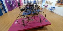 Le cycle à Saint-Etienne exposition jusqu'au 5 janvier 2015 au Musée d'art et d'industrie de la ville.
