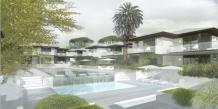 Sequabat-Groupe Idec viennent de lancer la construction d'un hôtel 5* à Gassin (83).