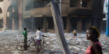 Burkina Faso émeutes