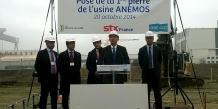 STX mise sur l'usine Anemos pour renforcer son expertise EMR