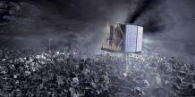 Mission Rosetta Philae