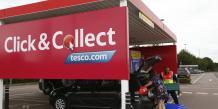 """Près d'un acheteur en ligne sur deux a déjà eu recours au """"click and collect"""" en France."""