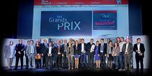 L'ensemble des lauréats et partenaires de l'édition 2014
