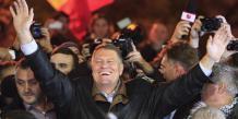 Klaus Iohannis, le candidat centre-droit, a remporté l'élection présidentielle roumaine grâce au vote des ressortissants à l'étranger.