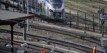 """""""Les voyageurs pourront apprécier non seulement la vitesse et le confort accrus sur le tronçon modernisé, mais aussi le design et les capacités du train d'essai """" estime Gabriel Stanciu, directeur général d'Alstom Transport en Roumanie."""
