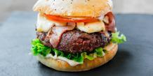 Une des créations de French Burgers