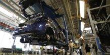 PSA va investir 150 millions d'euros dans son usine de Poissy