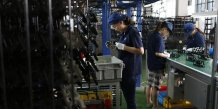 La production industrielle faiblit en Chine en novembre
