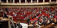 Les députés votent la réforme du droit d'asile