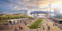 Schneider Electric naming du Grand Stade