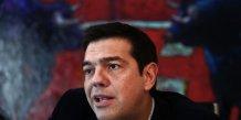 Tsipras déterminé à maintenir la Grèce dans la zone euro