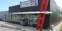 Le réseau compte 15 magasins en propre en France