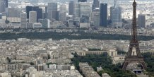 Paris immobilier ville logement