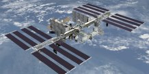 Fuite a bord de la station spatiale internationale