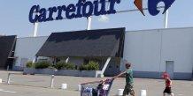 Carrefour accelere grace a la france et au bresil