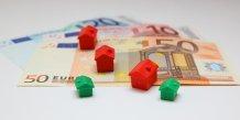 Les taux de crédit immobilier n'ont jamais été aussi bas.